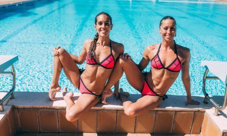 Ona Carbonell y Gemma Mengual